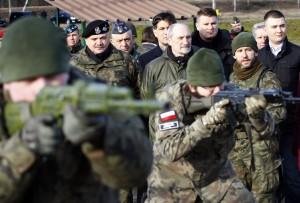 FIA Minister Obrony Narodowej Antoni Macierewicz